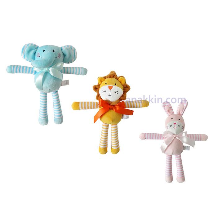 Jual JJ Ovce Animal Chime Toy   boneka kecil   boneka bayi   boneka ... 41902f76e1