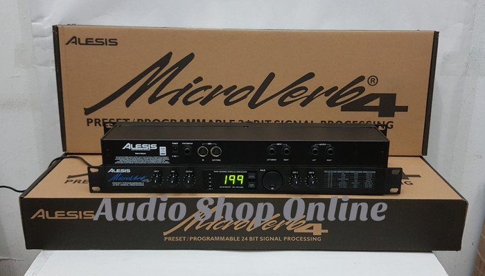harga Alesis microverb 4 efek vocal Tokopedia.com