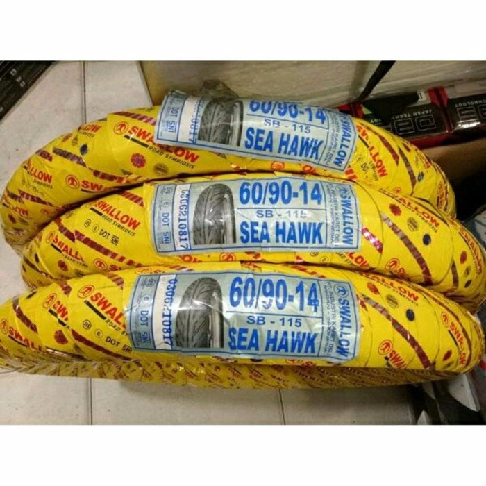 harga spare part motor Ban luar swallow 60 90 ring 14 seahawk jual onderdil Tokopedia.com