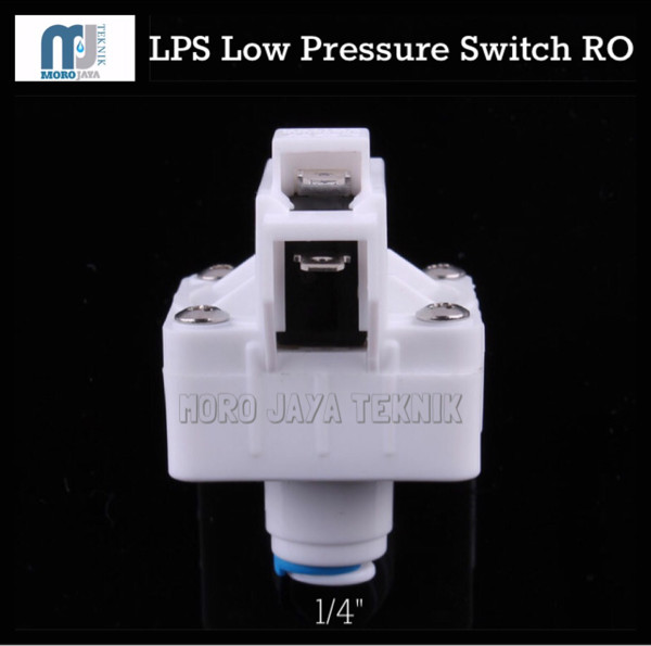 LPS RO Low Pressure Switch Reverse Osmosis Selang 1/4in