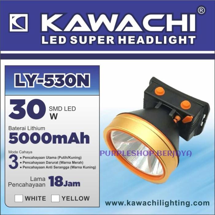 harga Kawachi senter kepala cas 30watt anti serangga ly 530n Tokopedia.com