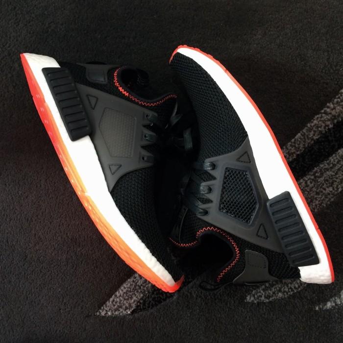 Jual Adidas NMD XR1 Core Black  Solar Red BY9924 Original ... a179f42df