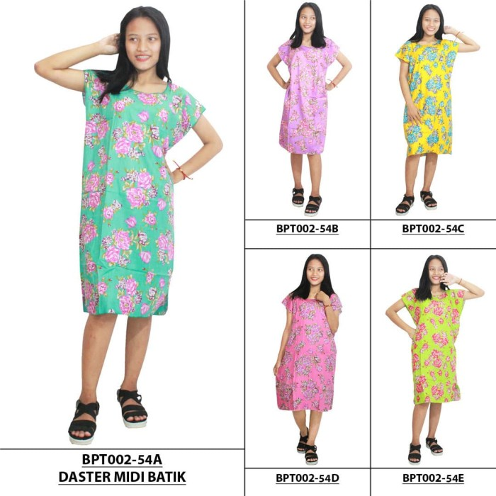 168 Collection Baju Tidur Piyama Abstrak Dress Daster Hitam Daftar Source · Daster Midi Dress Santai