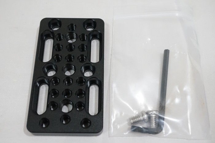 harga Smallrig easy plate 1/4 & 3/8 inch rail block dovetail rod Tokopedia.com