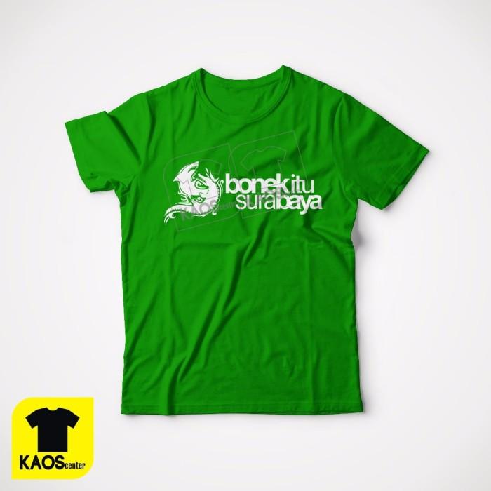 harga Kaos tshirt baju combed 30s distro bonek itu persebaya surabaya jersey Tokopedia.com