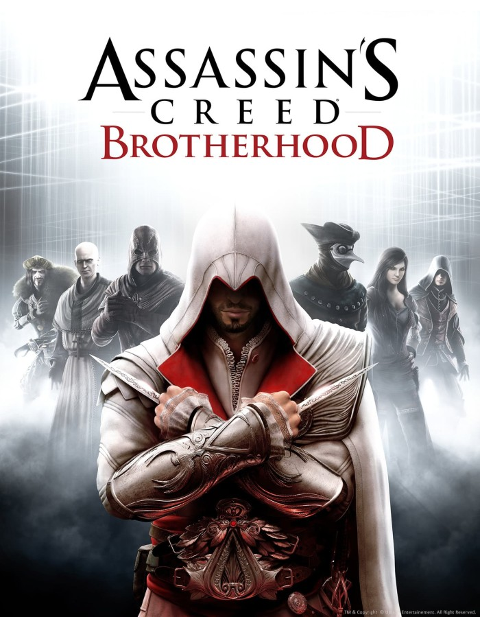 Jual Assassin S Creed Brotherhood Complete Edition Pc Game 1 Dvd
