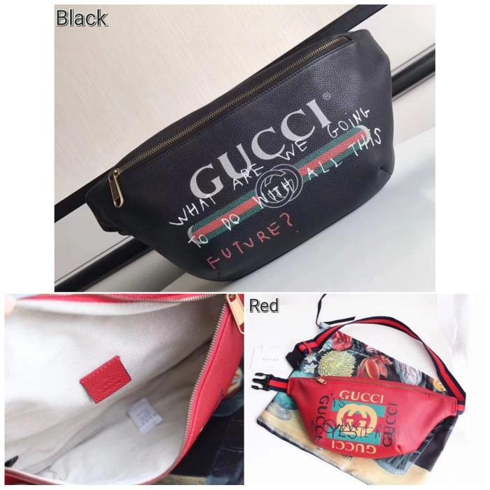aac44fd80290 Jual GUCCI COCO Capitan Belt Bag Mirror Quality Tas Branded - Kota ...