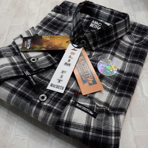 harga Baju kemeja lengan panjang kotak flanel macbeth premium skate murah Tokopedia.com