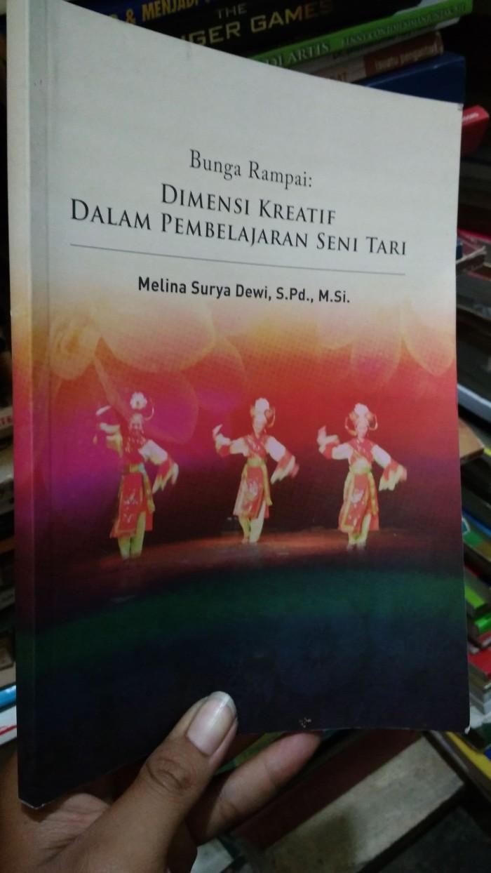 Jual Dimensi Kreatif Dalam Pembelajaran Seni Tari Jakarta Pusat Nil BookStore