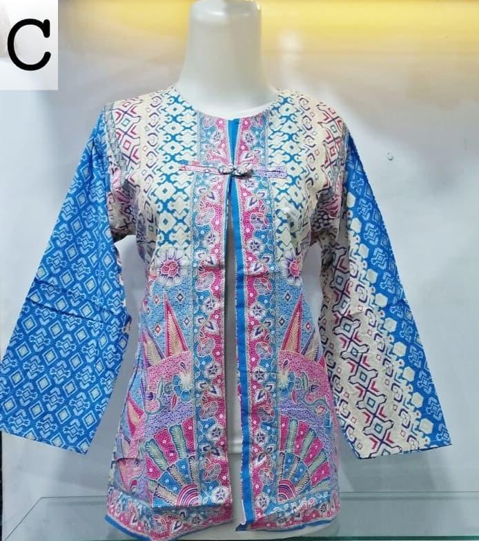 Jual Bolero L   Bolero batik   Cardigan Batik   Kardigan batik ... 03817333eb