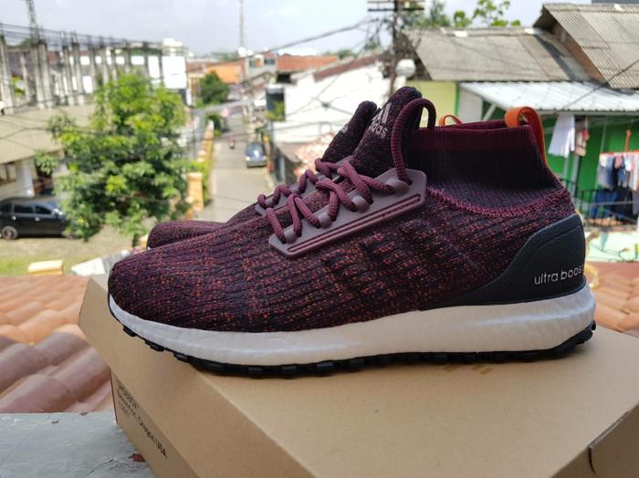 competitive price e184b 83067 Jual Sepatu Pria Adidas Ultra Boost ATR Mid Burgundy Premium - Jakarta  Selatan - Big Duck | Tokopedia