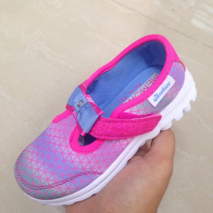 Jual Diskon Murah Sepatu Anak Perempuan Skechers Kids Girl Shoes