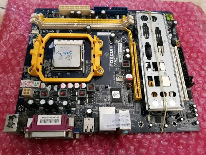 Board AMD X3 Plus Proc 4xxx Tanpa Hsf