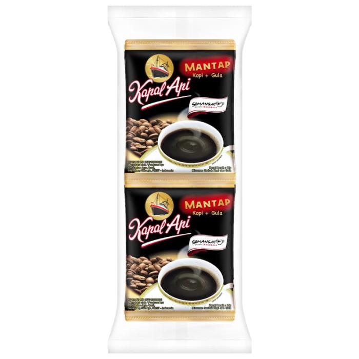 ... harga Kapal api kopi gula rasa mantap pack 10 (isi 10 sachet  25 gram 18c9c500f4