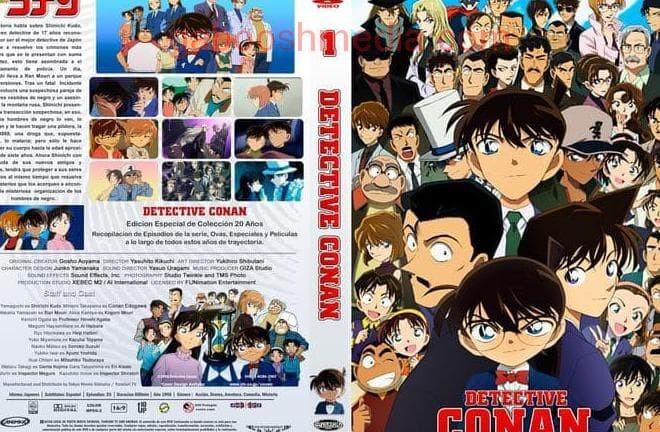 harga Film anime detective conan lengkap subtitle indonesia Tokopedia.com