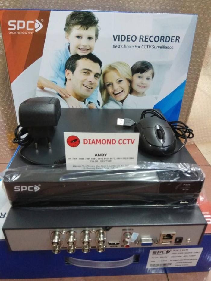 Foto Produk PROMO DVR 8 CH SPC FULL HD 1080P 5 In 1 Analog AHD HDTVI HDCVI DAN IP dari DIAMOND CCTV