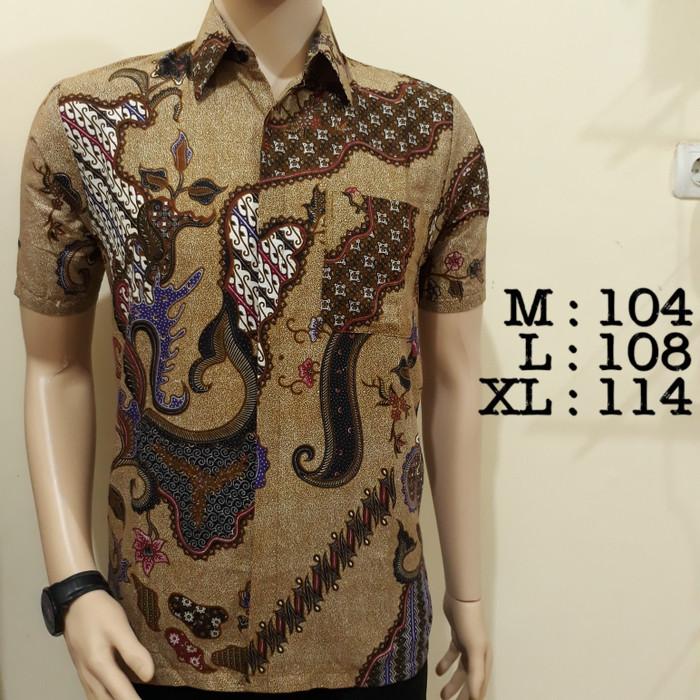 Herman Batik Kemeja Slimfit Pria H1011A [Light Turquoise] Kombinasi Muslim Koko Jeans. Source