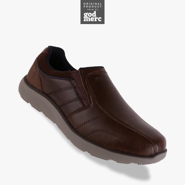 8f0481f591be ORIGINAL Skechers Relaxed Fit Montego Alvaro Men Sneakers 65278RDBR