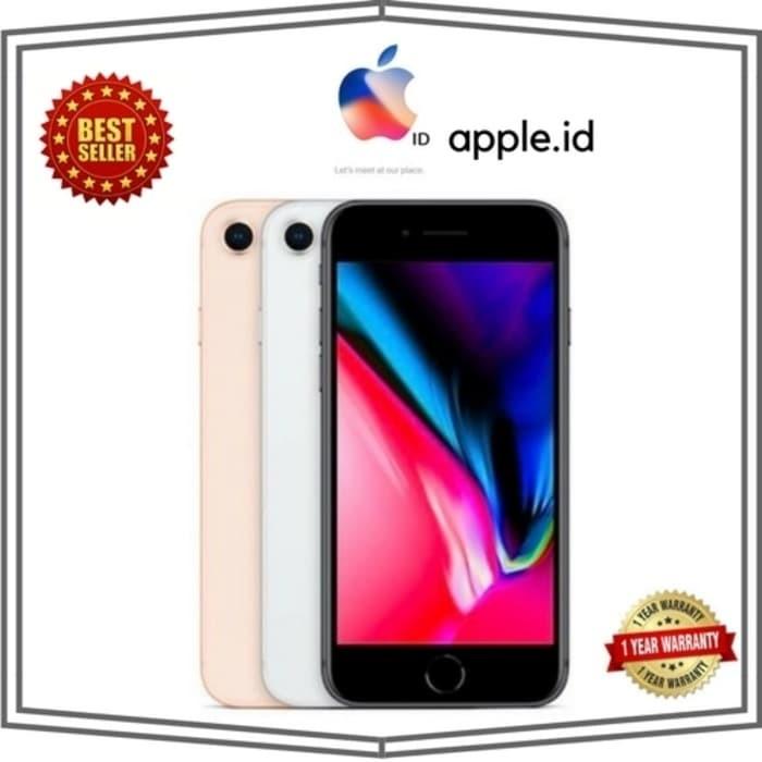 harga [terbaru] iphone 8 64gb 64 gb grey garansi internasional Tokopedia.com