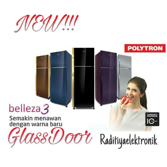 Katalog Kulkas Polytron Belleza 2 Pintu Travelbon.com