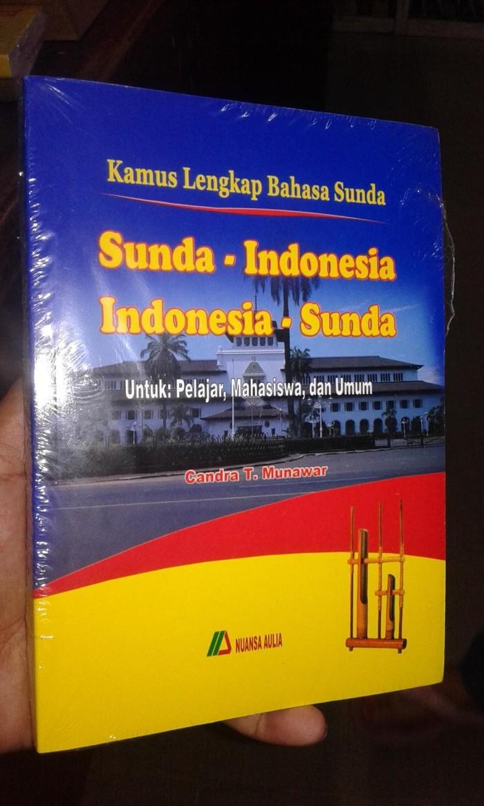 Jual Kamus Lengkap Bahasa Sunda Indonesia Indonesia Sunda Un Diskon Jakarta Pusat Aroma Kedai