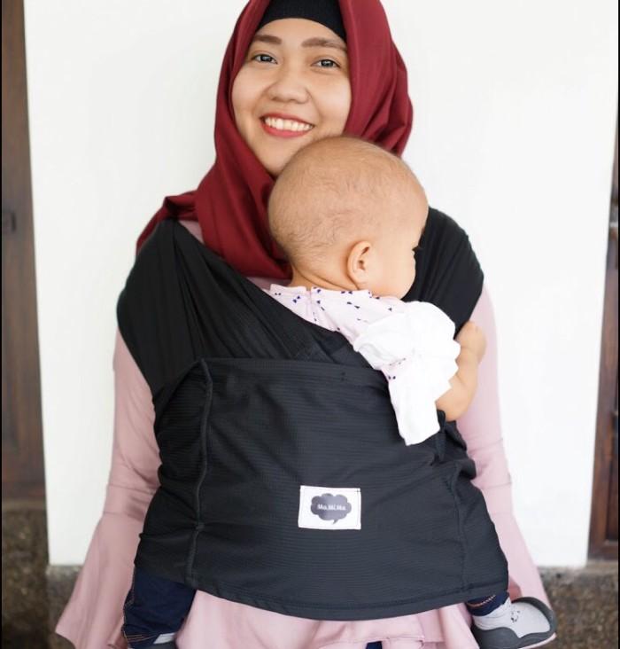 Jual Mamima Baby Wrap Instant Panda Mamima Indonesia Tokopedia