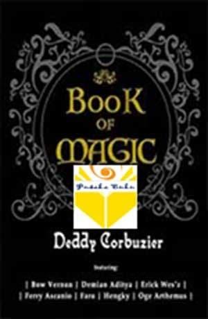 Buku Book Of Magic Deddy Corbuzier