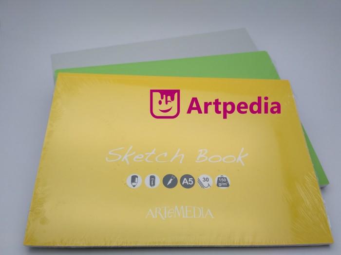 Katalog Sketchbook A5 Travelbon.com