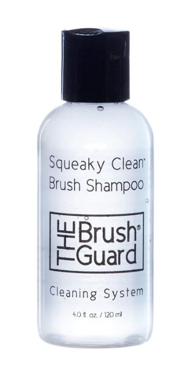 the brush guard squeaky clean brush sampoo - sku 8211056000