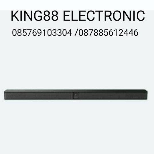 harga Sony soundbar speaker ht-ct290 with subwoofer / bluetooth Tokopedia.com