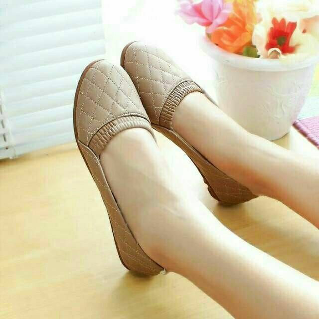harga Sale Shoes T0r3 Flat Shoes Bld03 Mocca Lokal Import Q31r81 Blanja.com