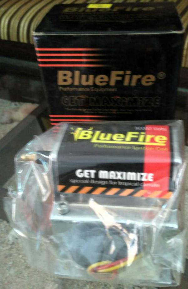 Foto Produk Koil atau Coil Racing Blue Fire USA 90000 Volts dari Ton Speed