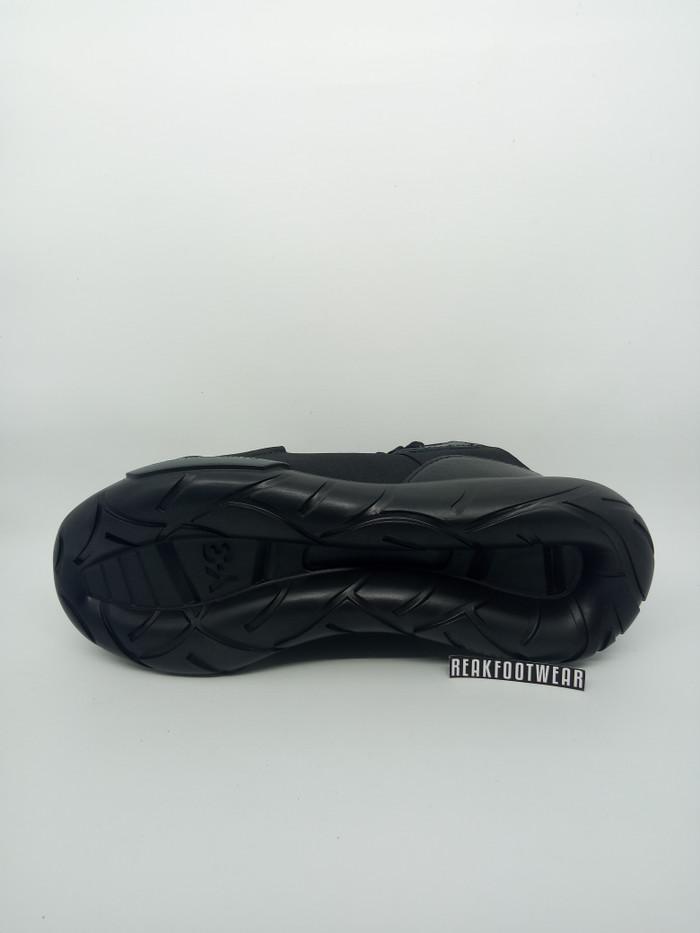1d9bb110aff15 Jual ADIDAS Y3 QASA HIGH TRIPLE BLACK FOTO ASLI NO GOOGLE - DKI ...