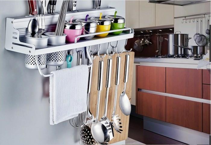 Jual Rak Dapur Gantung Rak Dinding Kitchen Set Multi Fungsi