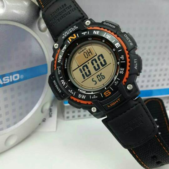 harga Jam tangan pria casio sgw 1000 outgear sgw-1000b-4a original sgw1000 Tokopedia.com