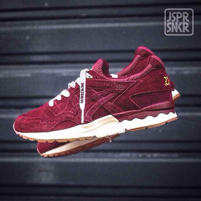 wholesale dealer 4e1f7 7bcb1 Jual Sneakerness x Asics Gel Lyte V - Passport - Kota Bandung - Jasper  Sneakerz | Tokopedia