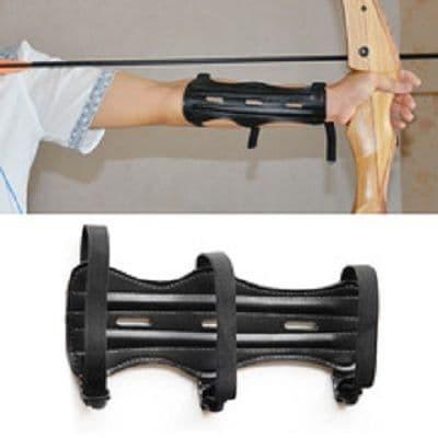 ARM GUARD GROSIR PELINDUNG LENGAN TANGAN BUSUR PANAH PANAHAN ARCHERY .