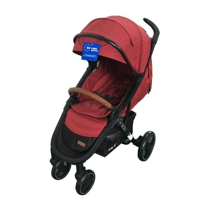 harga Kereta dorong bayi stroller babyelle s 706 enzo red Tokopedia.com
