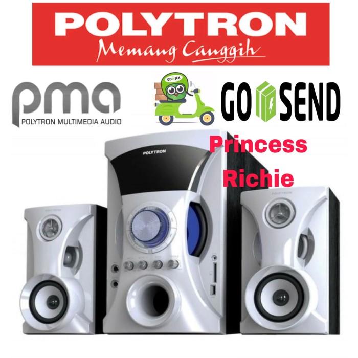 harga Speaker polytron pma 9505 bluetooth karaoke Tokopedia.com