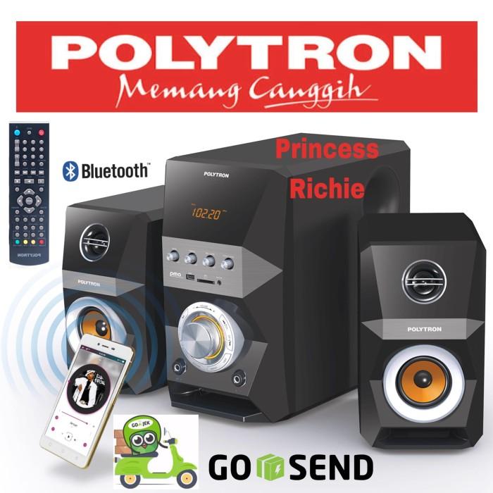 harga Speaker polytron pma 9502 karaoke bluetooth Tokopedia.com