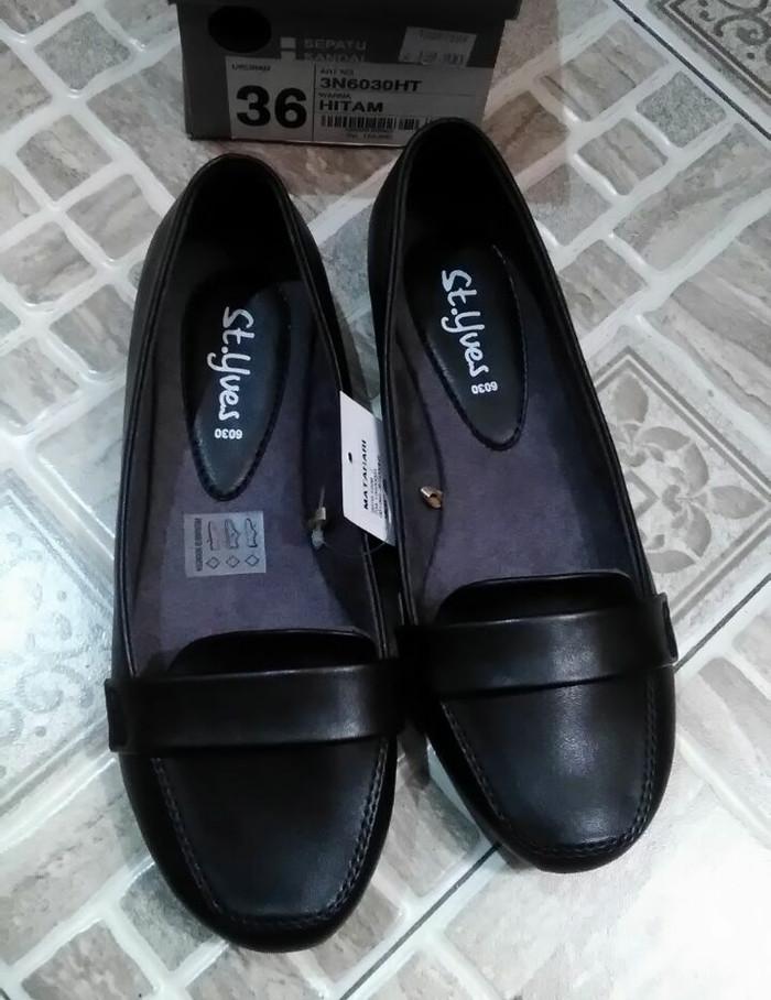 Jual sepatu flat st.yves 4 model - didi nurdin  07eea5cb72