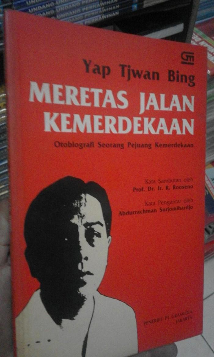 Jual Meretas Jalan Kemerdekaan Otobiografi Seorang Pejuang K Berkualitas Jakarta Pusat Dian Shop2