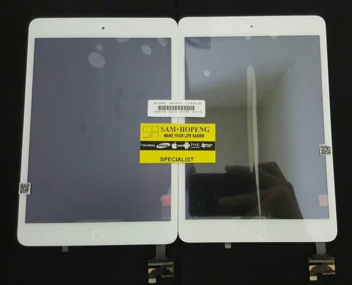 harga Digitizer / touchscreen / kaca lcd ipad mini full ic Tokopedia.com
