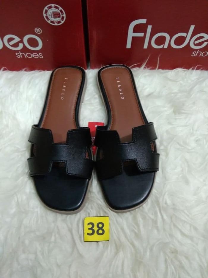 Jual Sz 36-37 Sandal Cantiq cewek Branded merk Fladeo - IZZA ... d76022513a