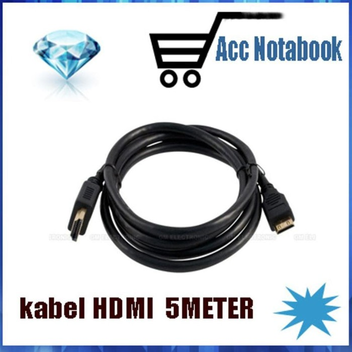 Katalog Kabel Hdmi 5meter Hdtvflat Hargano.com