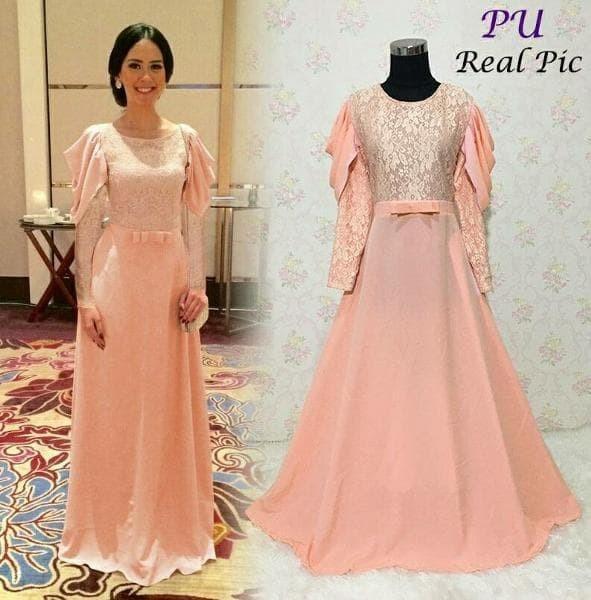 Info Kaftan Luxy Pink Hargano.com