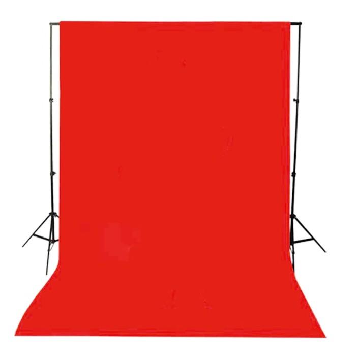 harga Kain background/backdrop studio fotografi 3x2.5 meter - polos merah Tokopedia.