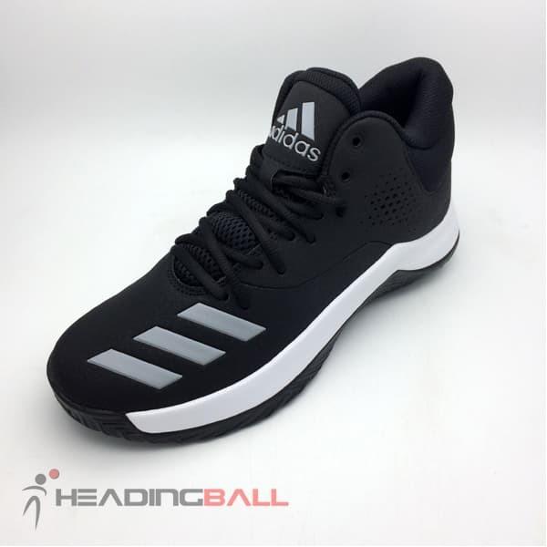 Jual Sepatu Basket Adidas Original Court Fury 2017 Black By4188 Bnib. Sepatu  Basket Adidas Explosive Bounce Grey Four By3779 ... 439914cbfa