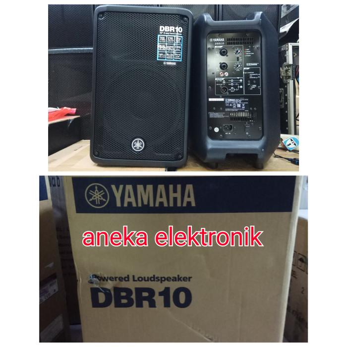 Jual SPEAKER AKTIF YAMAHA DBR-10 ORIGINAL (10inch) YAMAHA DBR10 - Jakarta  Barat - aneka elektronik 2 | Tokopedia