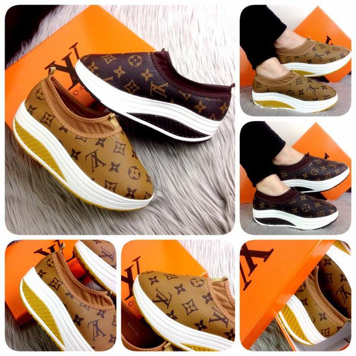 460af237adcc Jual Sepatu LOUIS VUITTON 7780 - ashrafyanti shop
